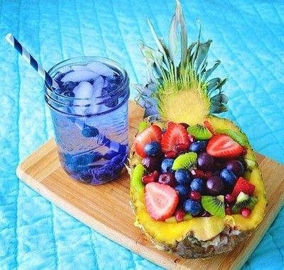 Moc owoców
