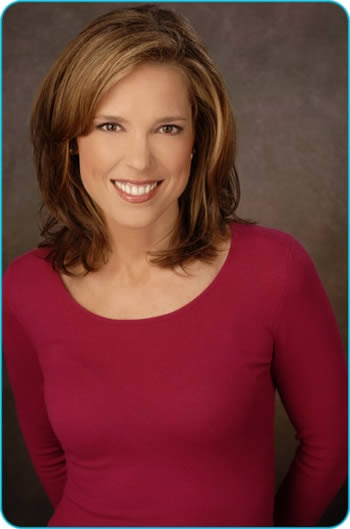 Hannah Storm, B.A. Government & International Studies 1983, anchor, ESPN SportsCenter