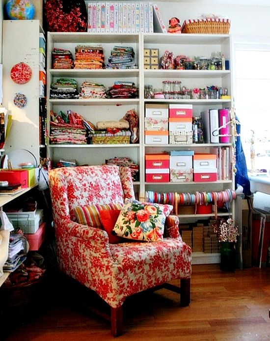 Best My Craft Room Ideas Images On Pinterest Craft Rooms - Craft room home studio setup