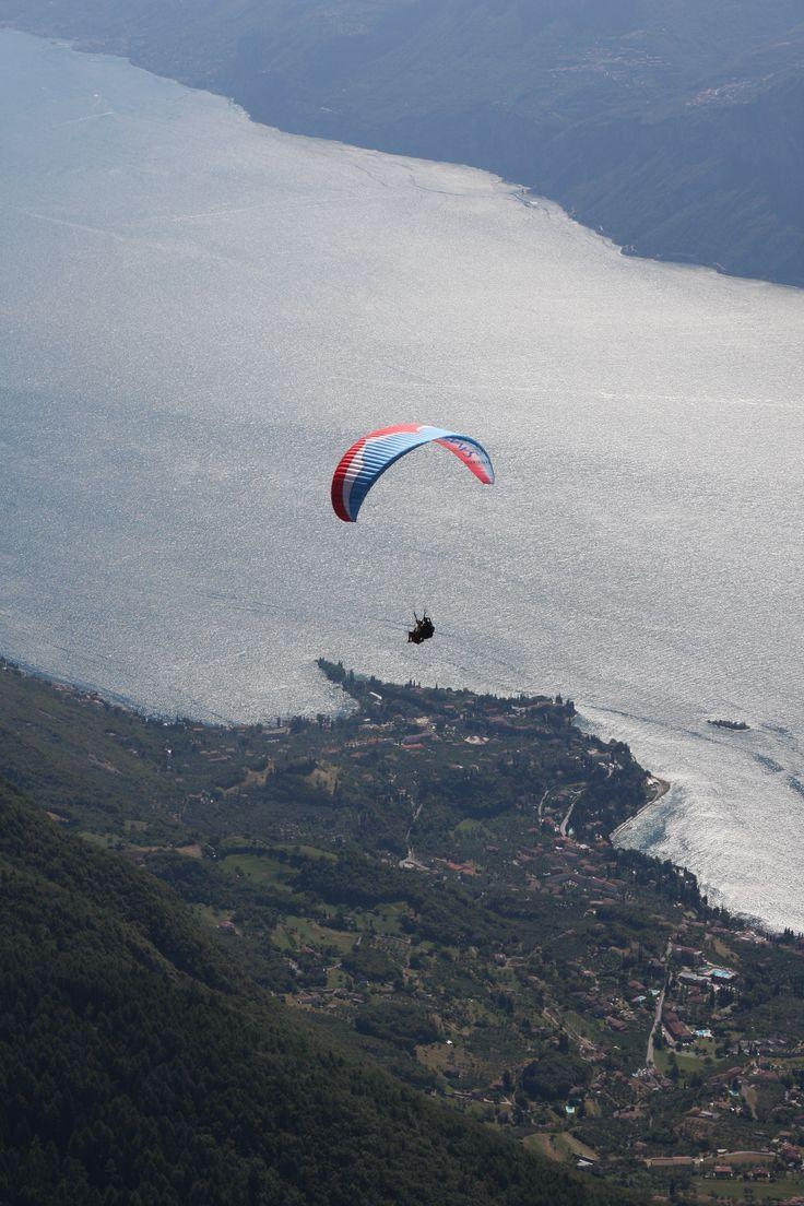 Sport on Lake Garda #lagodigarda #gardasee #gardameer #lakegarda