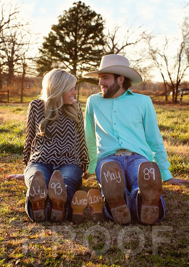 17 Best ideas about Country Baby Announcement – Cowboy Birth Announcements