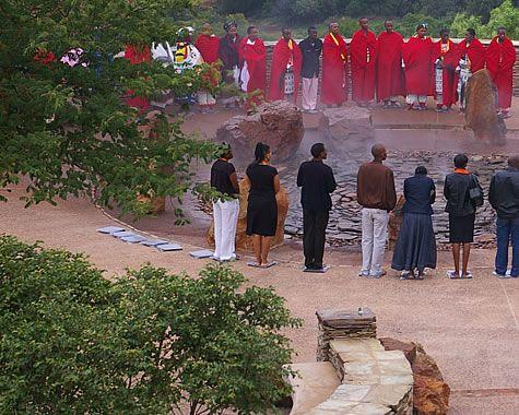 The Freedom Park_Isivivane, Pretoria, South Africa