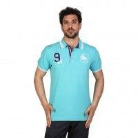 Huntington Polo Club  - Polo pour homme  - 100% coton  - Laver à 40°C size S,M,L,XL