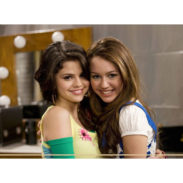Miley cyrus and selena gomez image by luvalwayz07 on Photobucket ❤ liked on Polyvore featuring selena gomez, miley and selena, friends, miley cyrus and selena