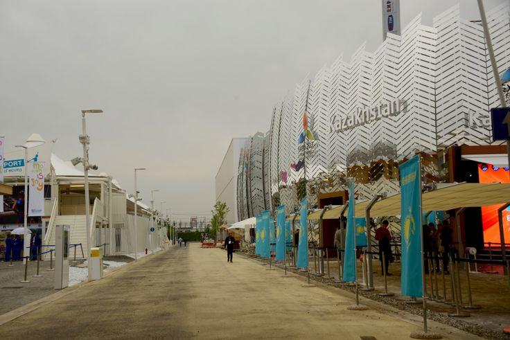 Kazakhstan's Pavillion