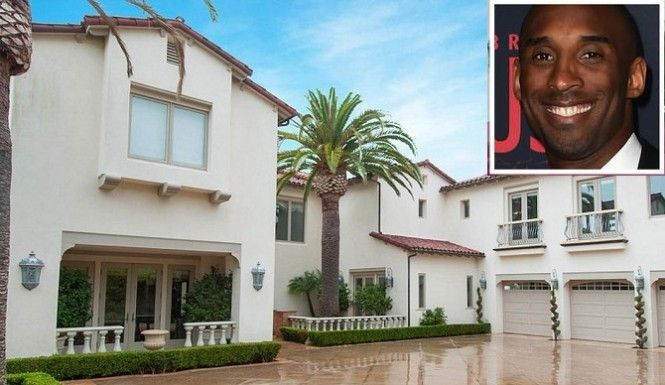 Despite Setting A Price Record, Kobe Bryant Still Lost Money On The Deal. #KobeBryant #Basketball #RealEstate #Mansion #California