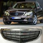 For Mercedes-Benz E CLASS W212 2013-2015 E200 E220 Front Grill Grille Mesh