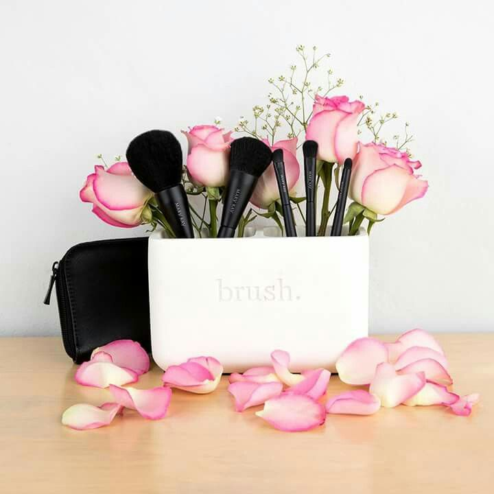 My New Beauty Essentials. Have you tried the new Mary Kay® Brush Collection yet? http://expi.co/01iwNL Website Specials up to 20% Off, Free Shipping and Free Gift with Purchase @ www.marykay.com/brojas32