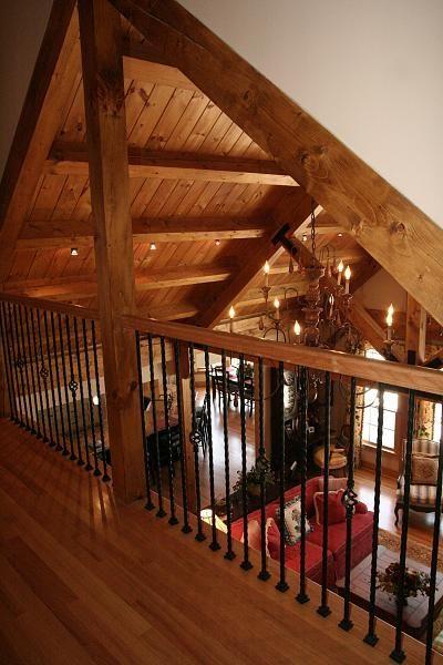 Best 16 Best Cabin Loft Images On Pinterest Cabin Ideas Loft Railing And Banisters 400 x 300