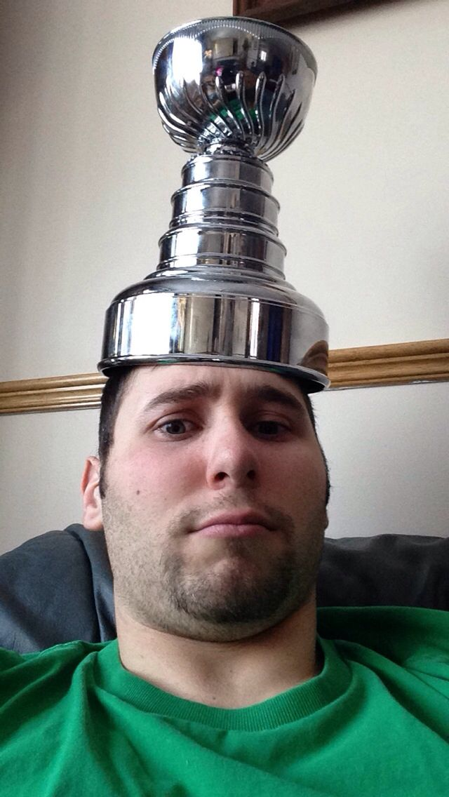 My Stanley cup