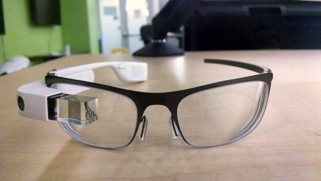 Googler Reportedly Posts Photos of Prescription Google Glass