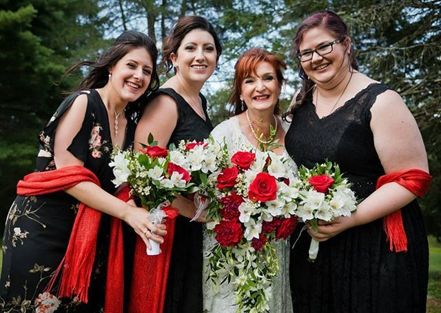 WEBSTA @kandacem16 Blessed to have these beautiful women in my life ❤ (📷: genevieveroyphotographe)