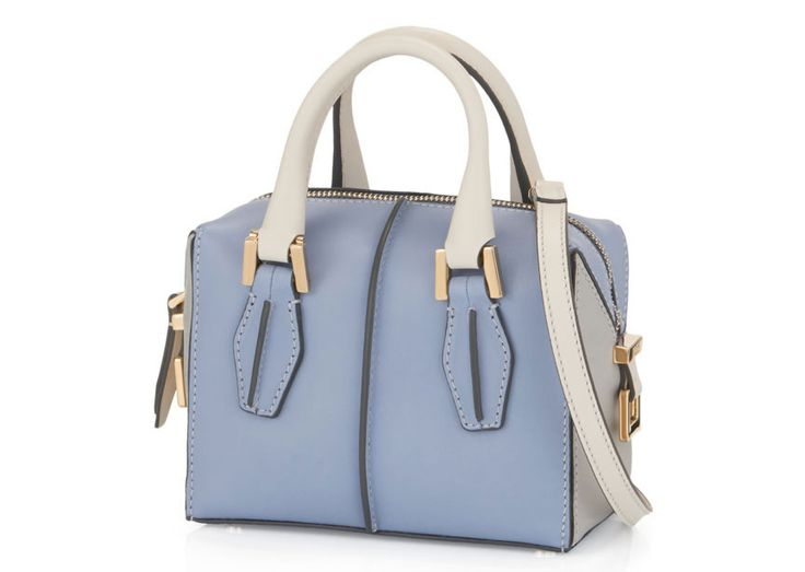 Tods Handbag 1,375 - love this color.
