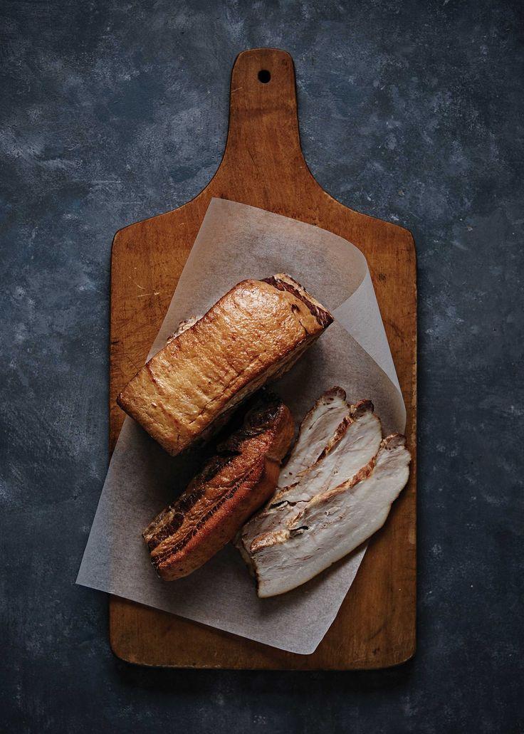 돼지고기 베이컨