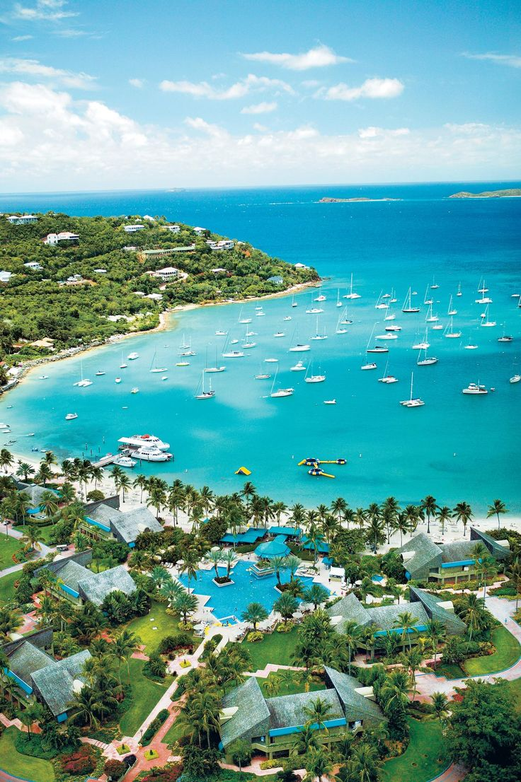 St Thomas Map Virgin Islands%0A Buzz  The Boating Butler and Island Hopper Experience at Westin St  John  Resort