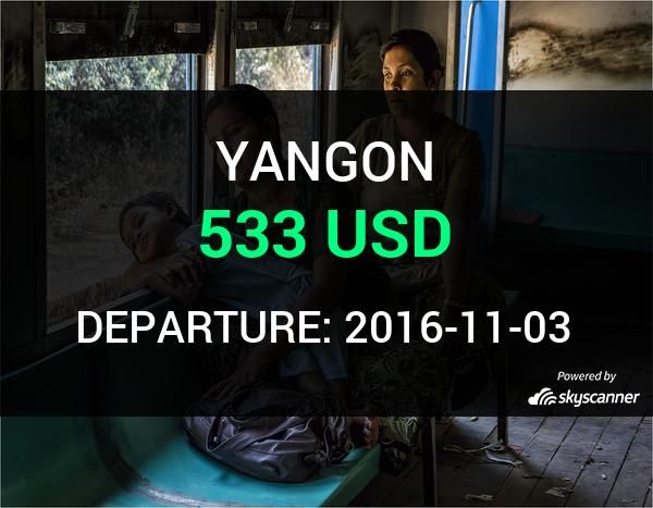 Flight from Seattle to Yangon by Singapore Airlines    BOOK NOW >>>