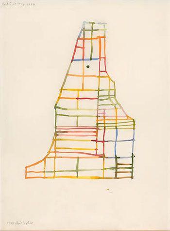 Olav Christopher Jenssen, untitled, 1996