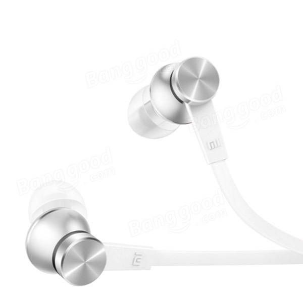 Original Xiaomi Piston Basic Edition In-ear Headset Earphone With Mic Sale - Banggood.com