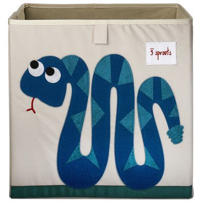 3 Sprouts Snake Toy Box