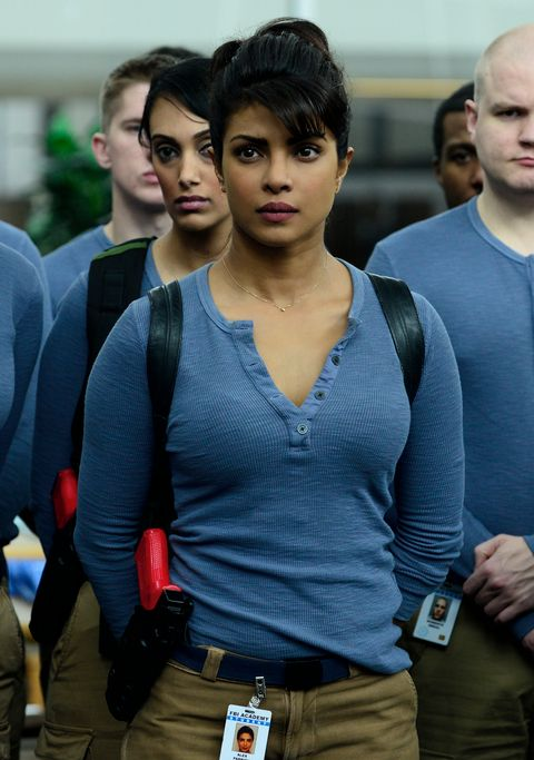 The Quantico actress is devoted to skin care. Learn all her secrets--here!