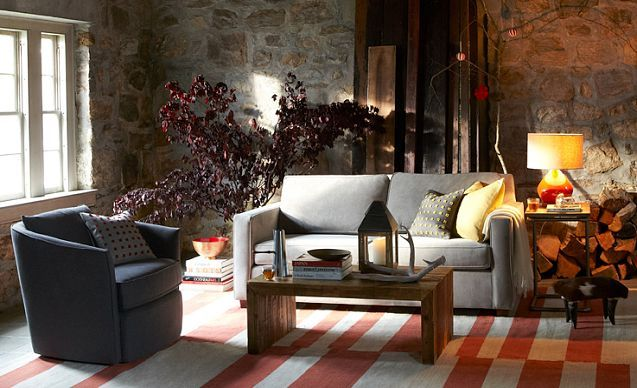 17 best ideas about fall living room on pinterest living for Fall colors living room ideas
