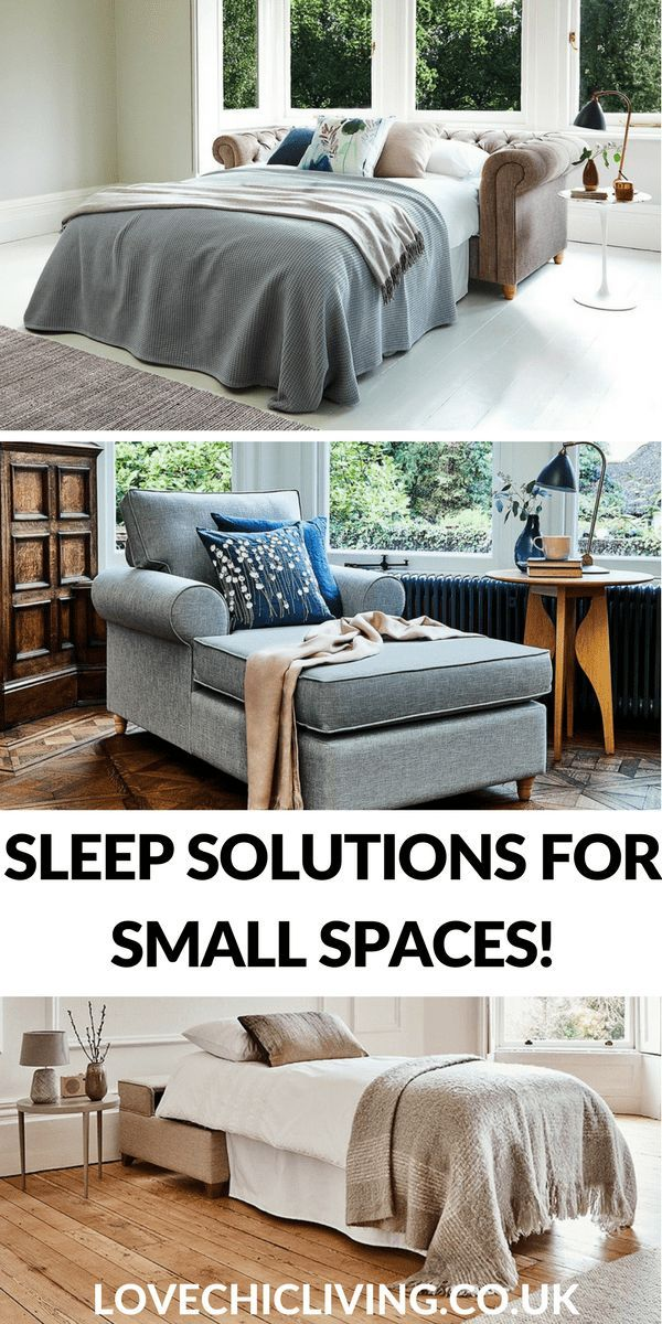 3 Amazing Sleep Solutions For Small Spaces Bedroom Furniture