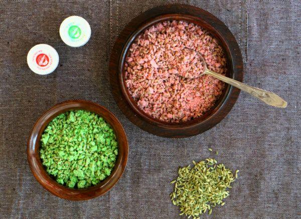 Fenyklová semínka v cukru  #koolinarium