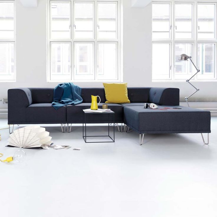 Modular Sofas From Copenhagen By 2up Monoqi Seating Pinterest Modular Sofa Design And