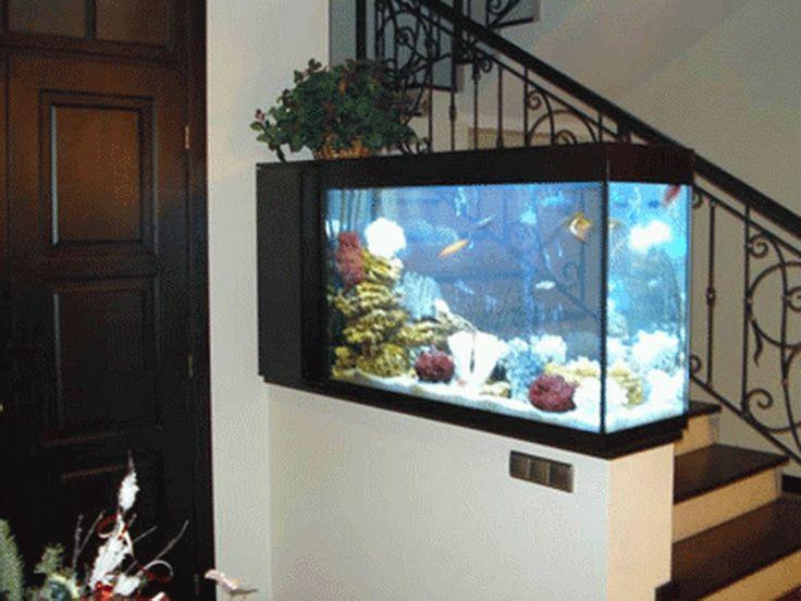Super Thin And Narrow Can Work See Small Aquarium Unique Aquariums Design Ideas Cool