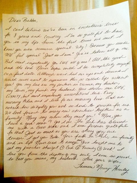 Tamera Mowry Housleys Love Letter To Her Husband Adam