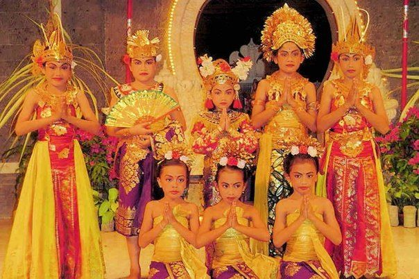 Balinese dancers, Bali, Indonesia- Josie White Photography