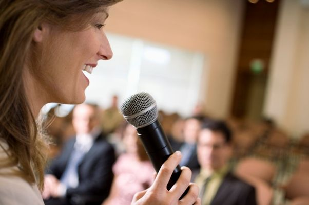 Presentation and Public Speaking Tips