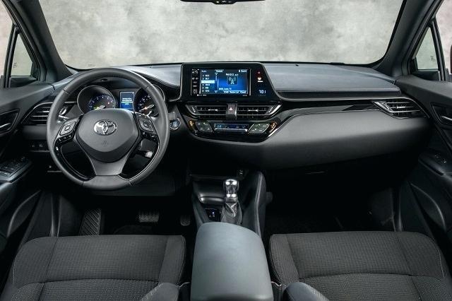 2019 Toyota C Hr C Hr Cabin 2019 Toyota Hrv