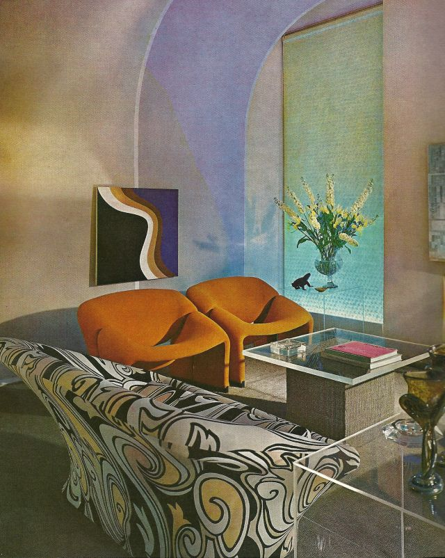 25 best 70s images on Pinterest | Vintage interiors, 1970s and 70s decor