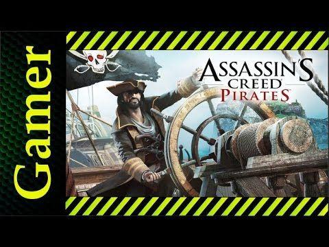 Андроид игры | Assassin's Creed Pirates | экшен андроид