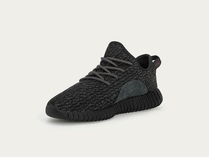 2016 1:1 Top Quality Wholesale Kanye Milan West Yeezy Boost 350 Classic Black 350 Men's Fashion Trainers Shoes With Box Sports Shoes