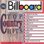 Billboard Top Country Hits: 1962 by Various Artists (CD, Jun-1990, Rhino... #RockabillyPsychobilly