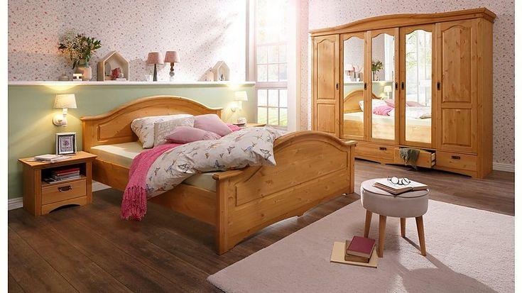 Jetzt Home affaire Schlafzimmer-Set (4-tlg.) »Konrad« günstig im yourhome Online Shop bestellen