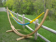 this made in canada stand is the reigning beauty amongst hammock stands simply said