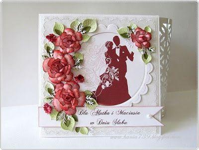 hania739: Ślubna z roztańczoną parą, ...