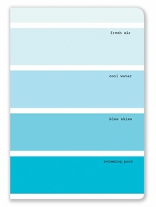 Color Shaded Notebooks From Rock Scissors Paper I Veruca Salt Want Them ALL