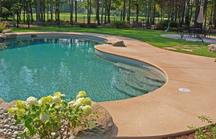 Kool Deck For Pools Kool Deck Samples Pool Ideas In