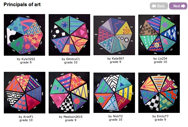 9 Principles Of Art : Best images about elements of art and principles