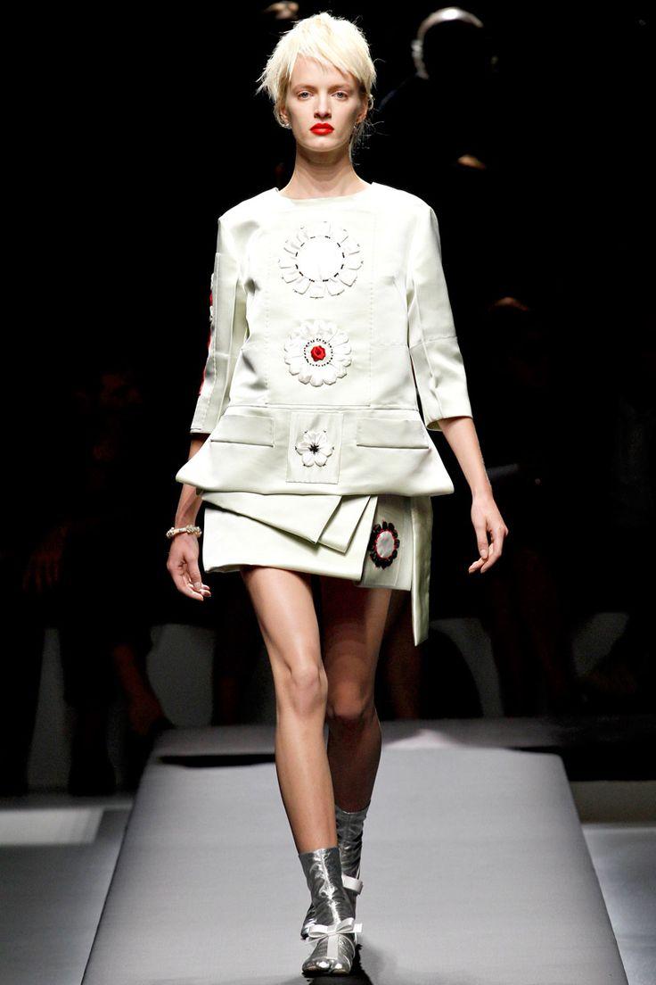 Prada: 2013 Ready To Wear, Fashion Show, Prada Spring, Fashion Week, Prada S S, Spring Summer, Spring 2013, Ss 2013