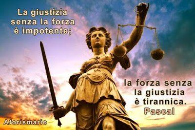 Aforismario®: Giustizia e Ingiustizia - 200 Frasi sul Giusto