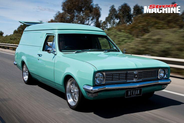 HT Holden Panel Van 17 Nw