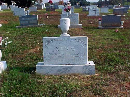 Alfred Daniel Williams King | Alfred Daniel Williams King, Sr (1930 - 1969) - Find A Grave Memorial