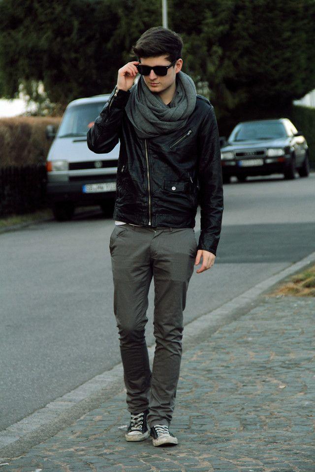 Winter warmer scarf