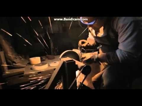 Çelik bıçak yapımı (hipnoz etkili)