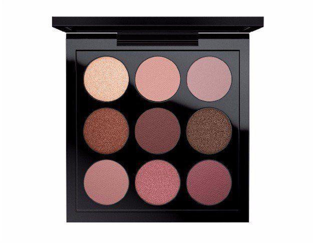Mac Burgundy Times Nine   Kylie Jenner Cosmetics Burgundy Eyeshadow Dupes You'll Love Just As Much